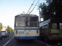 Запорожье. ЗиУ-682Г00 №638, Mercedes Sprinter AP3066AA