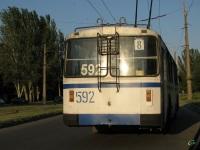 Запорожье. ЗиУ-682В-012 (ЗиУ-682В0А) №592