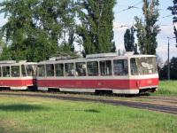 Киев. Tatra T6B5 (Tatra T3M) №051
