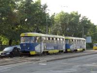 Киев. Tatra T3 №5488, Tatra T3 №5489