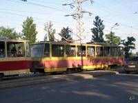 Киев. Tatra T6B5 (Tatra T3M) №025