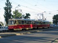Киев. Tatra T3 №5672, Tatra T3 №5653