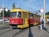 Краснодар. Tatra T3SU №061