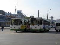 Тула. ЛиАЗ-5256 ар498, ЛиАЗ-5256 ва012, Ford Transit ве007