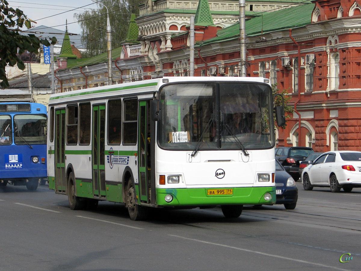Тула. ЛиАЗ-5256 ва995