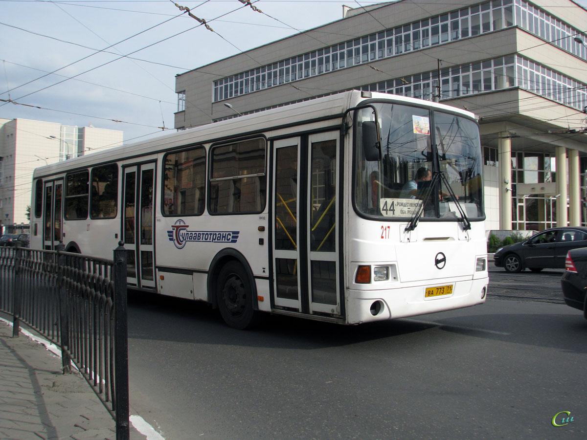 Тула. ЛиАЗ-5256 ва773