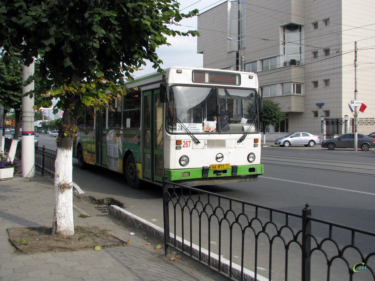 Тула. ЛиАЗ-5256.35 ва817