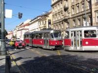 Прага. Tatra T3R.PV №8159