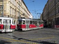 Прага. Tatra T3R.PLF №8272