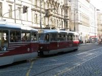 Прага. Tatra T3R.PV №8160
