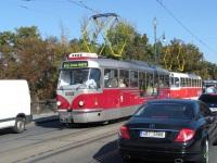Прага. Tatra T3R.PLF №8282
