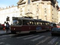 Прага. Tatra T3 №8243