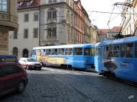 Прага. Tatra T3SUCS №7164