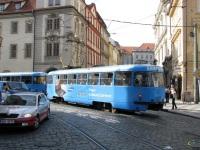Прага. Tatra T3SUCS №7165