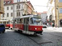 Прага. Tatra T3 №8354