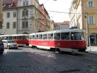 Прага. Tatra T3SUCS №7151