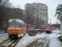 Тверь. Tatra T3SU №231, Tatra T3SU №335, 71-608К (КТМ-8) №259