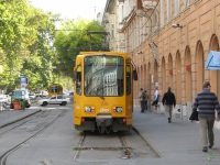 Будапешт. Duewag TW6000 №1584