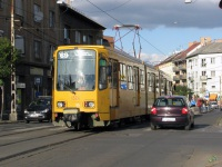 Будапешт. Duewag TW6000 №1524