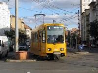 Будапешт. Duewag TW6000 №1523