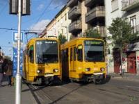 Будапешт. Duewag TW6000 №1553, Duewag TW6000 №1525