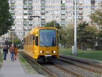 Будапешт. Duewag TW6000 №1577