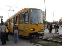 Будапешт. Duewag TW6000 №1521