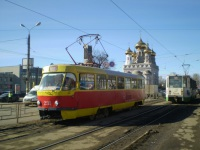 Тверь. Tatra T3SU №231, 71-608К (КТМ-8) №265