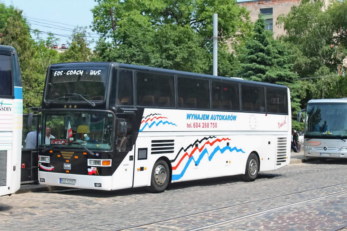 Львов. EOS 100 RLE 12197