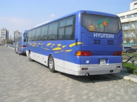 Одесса. Hyundai AeroExpress HSX 362-11OB