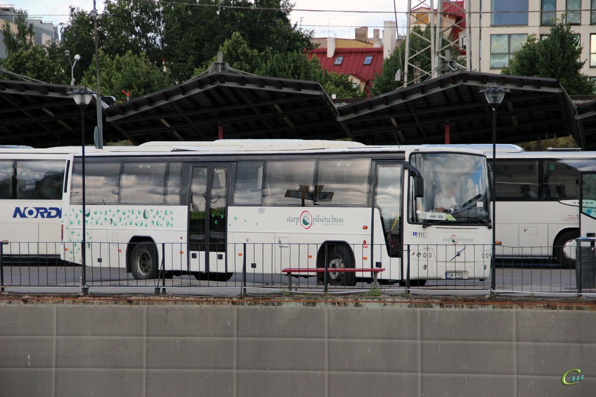 Рига. Volvo 8700 CM-8700