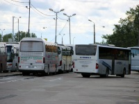 Рига. Mercedes O350 Tourismo EK-350, Mercedes O560 Intouro HG-5705