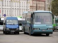 Вильнюс. Neoplan N316Ü Transliner BBF 735, Silwi (Mercedes-Benz Sprinter 411CDI) GNK 439