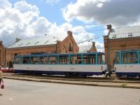 Рига. Tatra T6B5 (Tatra T3M) №32036