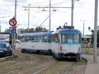 Рига. Tatra T3 №30307, Tatra T3 №30318