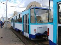 Рига. Tatra T6B5 (Tatra T3M) №35065