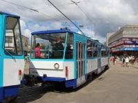 Рига. Tatra T6B5 (Tatra T3M) №35196