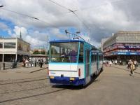 Рига. Tatra T6B5 (Tatra T3M) №35206