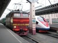 Санкт-Петербург. ЧС2т-1002, ЭВС1-06