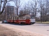 Санкт-Петербург. ЛВС-86К №5025
