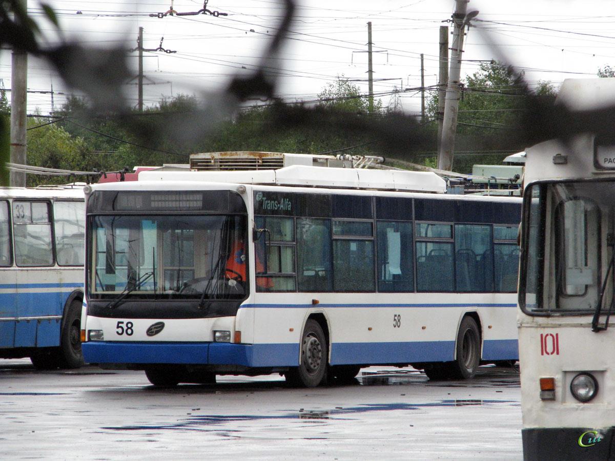 Рыбинск. ВМЗ-5298.01 (ВМЗ-463) №58