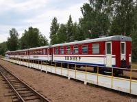 Санкт-Петербург. Поезд «Пионер»