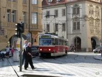 Прага. Tatra T3 №8538