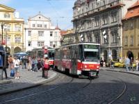 Прага. Tatra T6A5 №8718