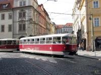Прага. Tatra T3 №8567