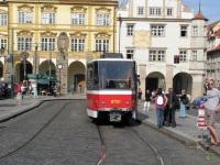 Прага. Tatra T6A5 №8720