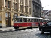 Прага. Tatra T3 №7021
