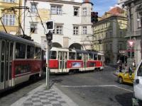Прага. Tatra T3 №7022