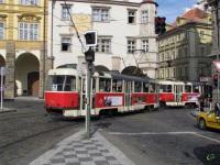 Прага. Tatra T3SUCS №7103