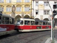 Прага. Tatra T3R.PV №8172